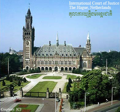 A Role of the International Court of Justice in the United States